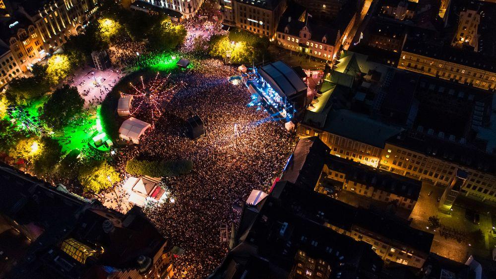Malmöfestivalens projektledare testar dBud